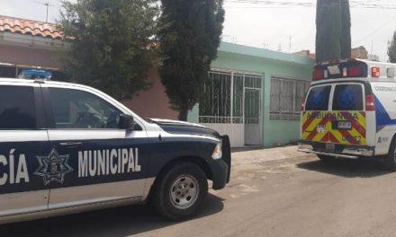 ¡Una joven quería matarse colgándose de la ventana del baño en Aguascalientes!
