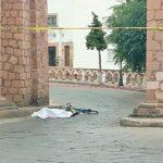 ¡Joven murió tras caer de su bicicleta y golpearse en la cabeza en Zacatecas!