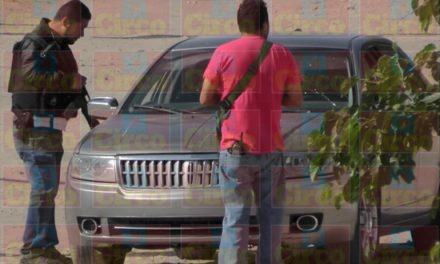 ¡De 30 balazos ejecutaron a un automovilista en Río Florido, Fresnillo!