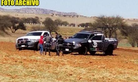 ¡Hallaron tres cuerpos en estado de descomposición en una fosa en Calera!