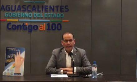 ¡Aguascalientes tendrá su propio semáforo de reactivación económica: Martín Orozco Sandoval!