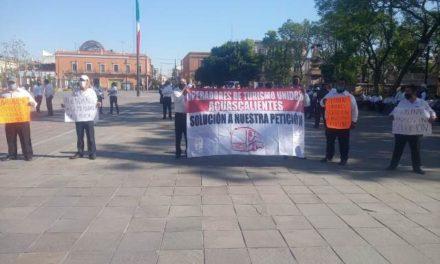 ¡Operadores de Turismo piden apoyo económico a Gobierno del Estado!