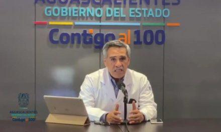 ¡Sector Salud de Aguascalientes preparado para tratar Coronavirus con plasma!