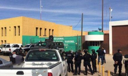 ¡Esposa de detenido por fuga de reos en Zacatecas acusa corrupción del Gobierno de Alejandro Tello!