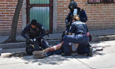 "¡Ejecutaron al franelero ""El Tatú"" o ""El Shrek"" en Aguascalientes!"