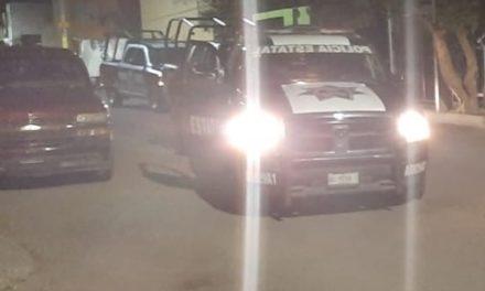 ¡A balazos mataron a un ladrón que se metió a robar chiles a un predio en Aguascalientes!