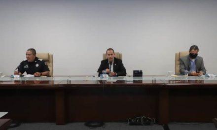 ¡Presentan al gobernador Martín Orozco funcionamiento preliminar de C5-SITEC!