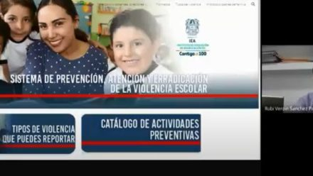 ¡Capacita IEA a personal de trabajo social y prefectura en aplicación del Protocolo de Actuación para la Prevención, Atención y Erradicación de la Violencia Escolar!