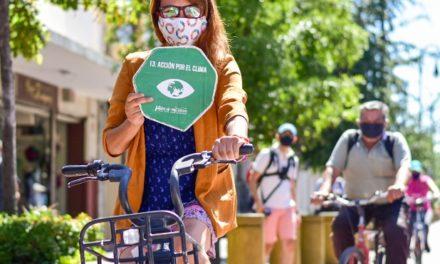 ¡Conmemora Municipio el Día Mundial de la Bicicleta!