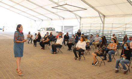 ¡Brinda DIF Municipal de Jesús María apoyo emocional a trabajadores ante COVID-19!
