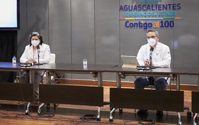 ¡Disminución de contagios por COVID-19 en el Estado podrá alcanzarse con el compromiso y responsabilidad de la sociedad!