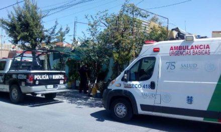"""¡En Aguascalientes, un hombre se colgó en """"Las Huertas"""" para quitarse la vida pero fue rescatado a tiempo!"""