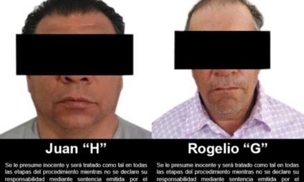 ¡Agentes federales detuvieron a 2 sujetos por delincuencia organizada en Aguascalientes y Jalisco!