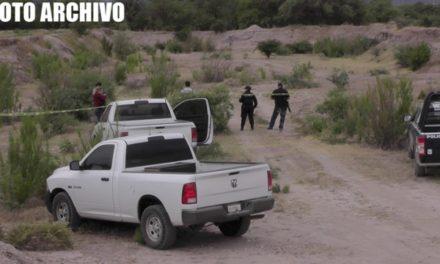 ¡Hallaron a hombre ejecutado en un tiro de mina en Vetagrande!