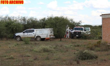 ¡Ejecutaron a tres hombres en Guadalupe!