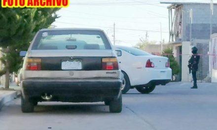 ¡Hallaron a un hombre ejecutado asfixiado a bordo de un auto en Guadalupe!