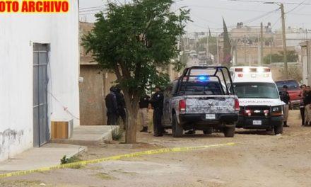 ¡Mujer se suicidó en el patio trasero de su casa en el Centro de Fresnillo!