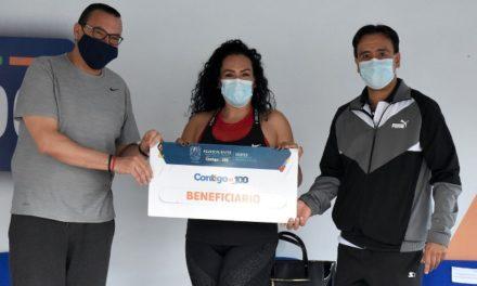 ¡Invierten 500 mil pesos en equipo deportivo para Centros Crecer de Aguascalientes!