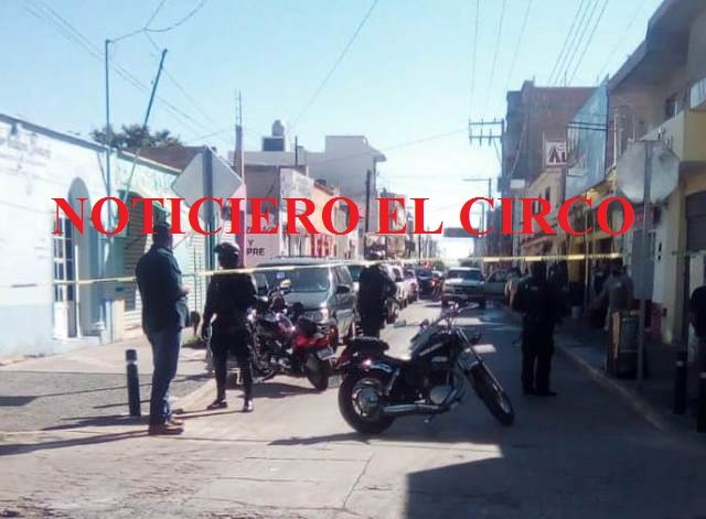 ¡Intentaron ejecutar a un hombre a bordo de su camioneta en Calera!