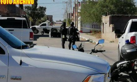 ¡Hombre fue ejecutado con arma de fuego larga en Francisco R. Murguía!