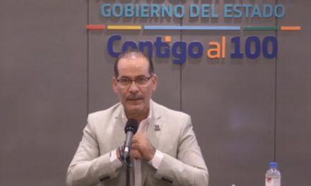 ¡No permitiremos que política mezquina venga a interrumpir la paz social del Estado: Martín Orozco Sandoval!