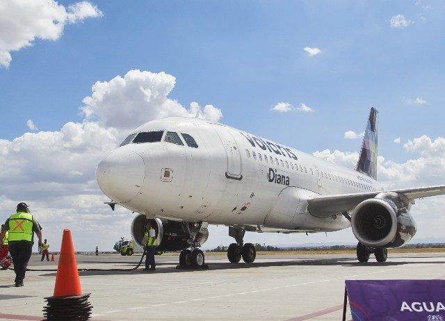 ¡Significativo incremento en el número de vuelos registra el aeropuerto internacional JTP!