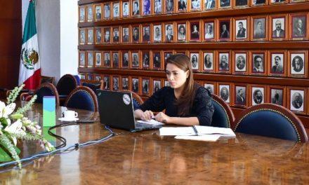 ¡Tere Jiménez contribuye al desarrollo educativo y social de Aguascalientes!