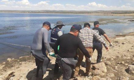 ¡Ya fue localizado el guanajuatense que murió en la presa Plutarco Elías Calles en Aguascalientes!
