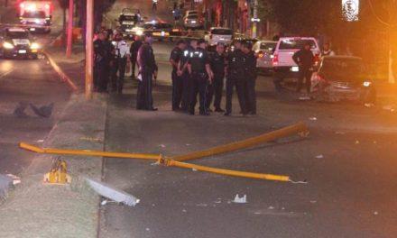 ¡Tres sujetos intentaron asesinar a un policía municipal en Aguascalientes!