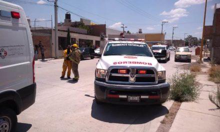 ¡Explosión en un tanque de gas en Aguascalientes dejó 2 lesionados con quemaduras!