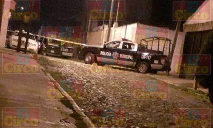 ¡Sicarios rafaguearon una casa en Lagos de Moreno y los moradores les respondieron con cohetones!