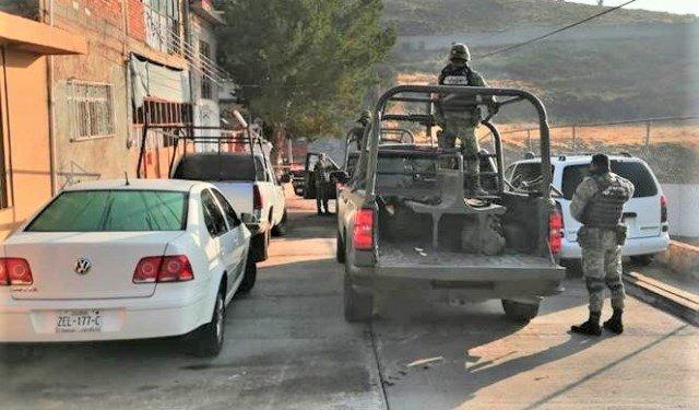 ¡Intentaron ejecutar a una mujer en Guadalupe y la hirieron de dos balazos!