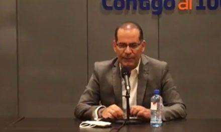 ¡La gente está relajando medidas, pide el gobernador seguir los protocolos de sana distancia: Martín Orozco Sandoval!