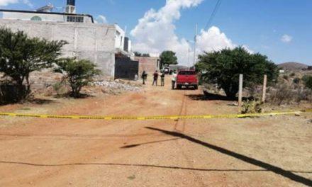 ¡Bajo un árbol ejecutaron a un hombre de un disparo en Guadalupe!