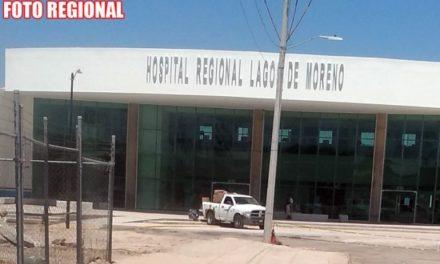 ¡Mujer adulto mayor murió por COVID-19 en el Hospital Regional de Lagos de Moreno!