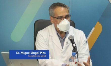 ¡Ante aumento de contagios, convertirán Hospital Tercer Milenio para atención de COVID: Miguel Ángel Piza Jiménez!