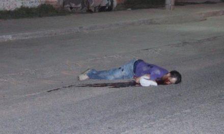 ¡Ejecutaron a un hombre e hirieron a otro en Norias de Ojocaliente, en Aguascalientes!