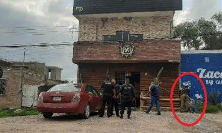"""¡Ejecutaron a """"El Richie"""" y """"El Barny"""" en el """"ZacaBar"""" en Aguascalientes!"""