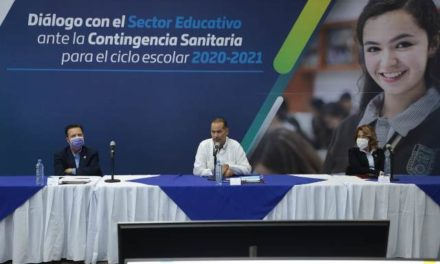 ¡Analiza Martín Orozco y sector educativo opciones para inicio de ciclo escolar 2019- 2020!