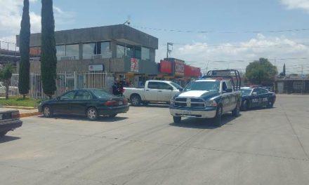 ¡Delincuentes asaltaron una gasolinería y se llevaron $700 mil y una camioneta en Aguascalientes!