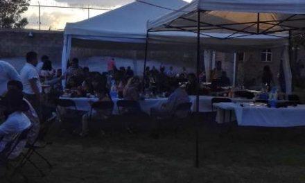 ¡Autoridades de Jesús María clausuran fiesta donde participan menores de edad!