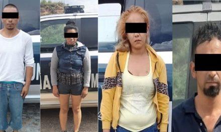 ¡Banda de robacoches originaria de Zacatecas fue detenida en Aguascalientes!