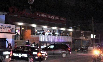 ¡Elemento del Área de Prevención del Delito de la SSPM de Aguascalientes realizó disparos en un bar!