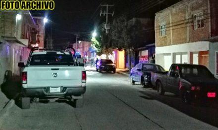 ¡Ejecutaron a dos hombres en Jardines de Sauceda, en Guadalupe!