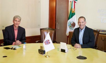 ¡Gobernador Martín Orozco da la bienvenida a nuevos funcionarios a su administración!