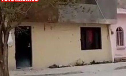 ¡Grupo armado sembró el terror en Calera: baleó unos domicilios!