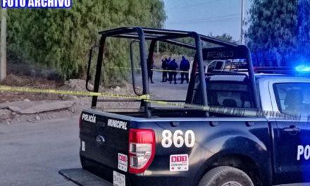 ¡Hombre hirió de un balazo a su esposa y luego se suicidó en Pánuco!