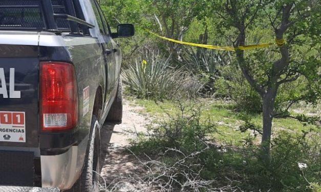 ¡Hombre se privó de la vida en un rancho en Calvillo, Aguascalientes, y lo hallaron putrefacto!