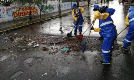¡Intensifica Municipio operativo de limpieza para prevenir inundaciones!