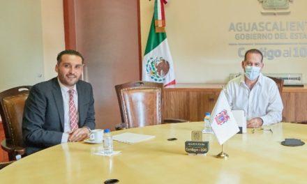 ¡Martín Orozco y Aldo Ruiz en coordinación para entregar apoyos sociales a las familias más necesitadas!